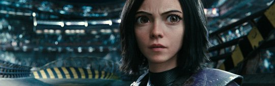 Alita: Battle Angel – Actionreicher Trailer zu Robert Rodriguez' Sci/Fi-Epos