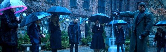 Umbrella Academy – Weltenretter: Netflix stellt den Trailer zur Heldenserie vor