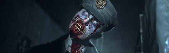 Resident Evil – Willkommen im R.P.D.: Setbild zeigt Eingang zum Raccoon Police Department