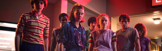 Stranger Things – Es geht los: Vierte Staffel befindet sich jetzt im Dreh