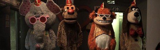 The Banana Splits – Animatronics außer Kontrolle im ersten Trailer!