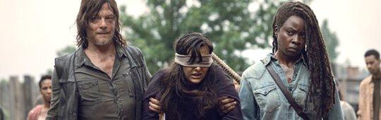 The Walking Dead – Im Season 10-Trailer tobt der Kampf gegen die Whisperers, Dana Gurira geht