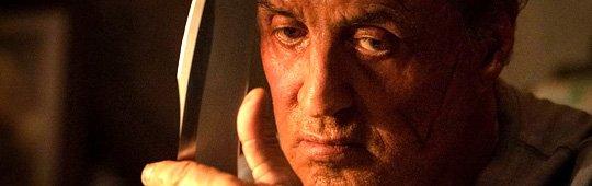 Samaritan – Sylvester Stallone als gebrochener Held auf dem ersten Filmbild