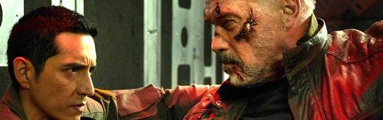 Terminator: Dark Fate – TV-Spot: Der T-800 offenbart seinen Namen, deutsches Poster