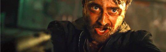 Guns Akimbo – Total verrückt: Trailer bringt Daniel Radcliffe an Rand des Wahnsinns