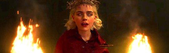 Chilling Adventures of Sabrina – Trailer zu Staffel 3 macht Sabrina zur Herrscherin der Unterwelt