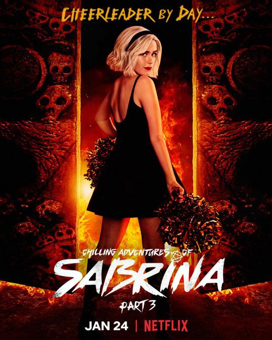 Sabrina Staffel 3