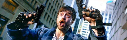 Guns Akimbo – Daniel Radcliffe im völlig verrückten neuen Trailer