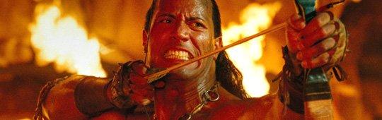 The Scorpion King – Dwayne Johnson plant Reboot seiner ersten großen Rolle