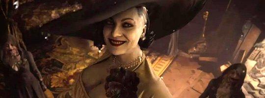 Resident Evil: Village – Release + Gameplay-Trailer: Willkommen im Vampirschloss