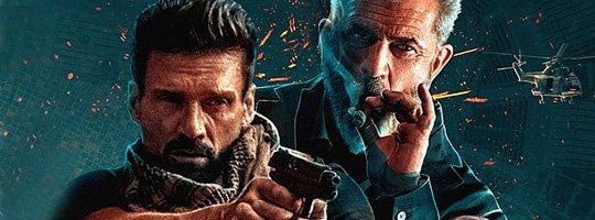 Boss Level – Trailer entfesselt Zeitschleifen-Terror mit Frank Grillo, Mel Gibson