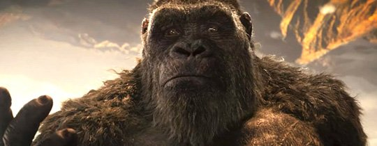 Godzilla vs. Kong – Kong am Boden: Kampf der Giganten beginnt im neuen Trailer