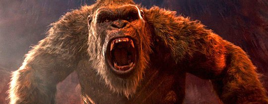 Godzilla vs. Kong – Das Kino ist gerettet: Sequel stürmt die US-Kinocharts