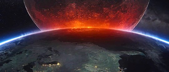 Moonfall – Todbringender Teaser: Roland Emmerich lässt Mond auf die Erde stürzen
